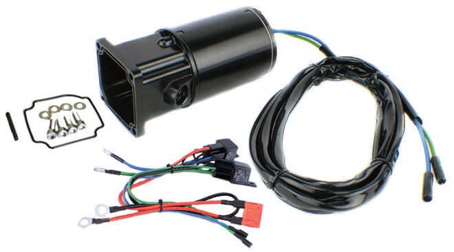 Tilt Trim Motor for Mercury Mariner Force 75-125 1987-95 Single Ram 824051