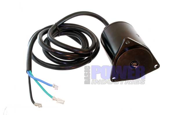 Tilt trim motor for omc cobra sterndrives 3 wire 3 bolt for Omc cobra tilt trim motor