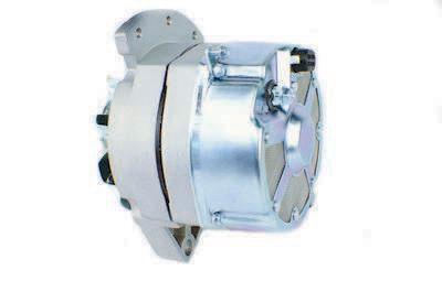 Alternator Marine Delco Style 1 Wire 1 Inch Foot 3 Ear Adjusting ...