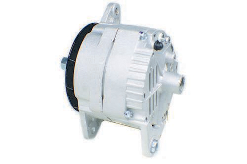 Alternator for Diesel Delco Style 27SI Series 24 Volt 80 Amp No Pulley