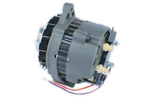 Alternator Marine For Mercruiser Serpentine Belt Mando