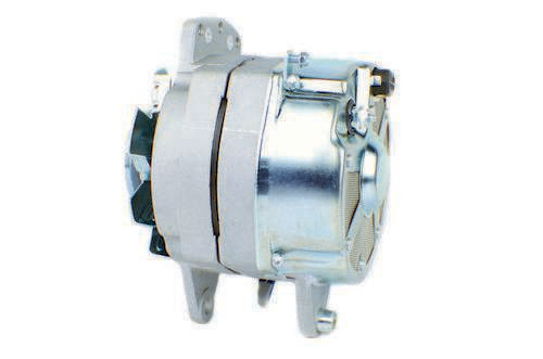 Alternator Chrysler Marine Delco 61 Amp Replaces Prestolite Inboard 3 Ear