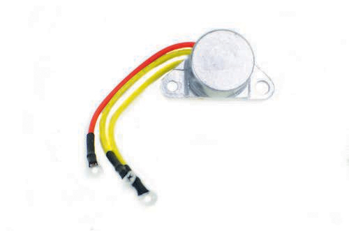 Rectifier for Johnson Evinrude 3 Wire Ring Terminal 583408 CDI 153-3408