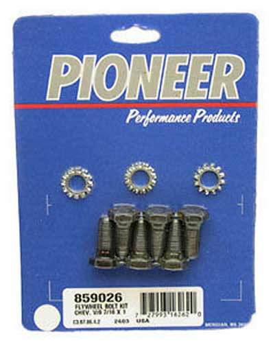 Bolt Kit for Marine Flywheels Fits GM 859026