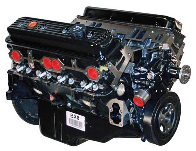 5.0L Vortec Marine Base Engine