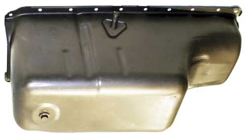 Oil Pan Marine GM 454 502 Gen 5 Gen 6 1992 and Newer Big Block