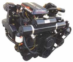 Fresh Water Cooling Kit For Mercruiser Bravo 7 4l Block