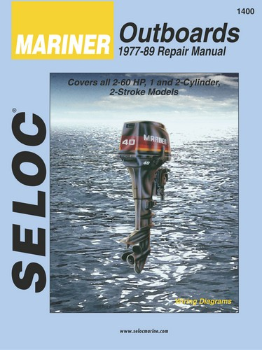 service repair manuals for mercury mariner outboards rh bpi ebasicpower com 1986 Mariner 75 HP Outboard 2018 75 HP Mariner