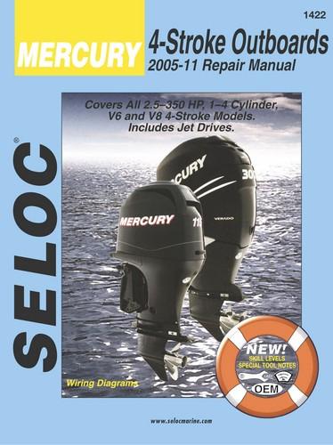 Repair Manual, Mariner Outboards 77-89 2-60 HP [SEL1400