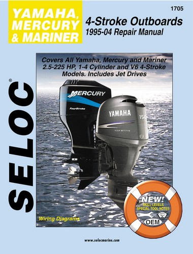 Yamaha Outboards Manuals