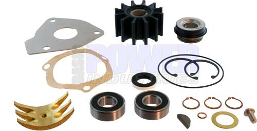 Rebuild Kit Raw Water Pump for PCM Pleasurecraft Ford Engines RA057007