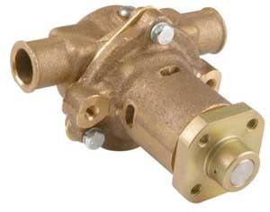 Major Repair Kit For Sherwood Sea Water Pump L9910G Chris Craft Impeller 9924