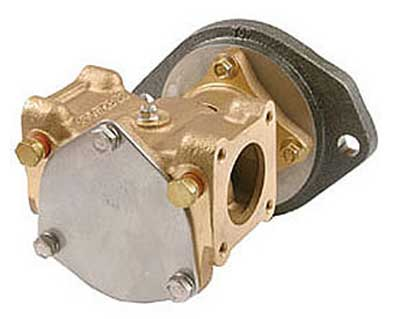 Raw Water Pump Caterpillar 3126 113 1109 152 8392 Sherwood P1732A SHEP1732C