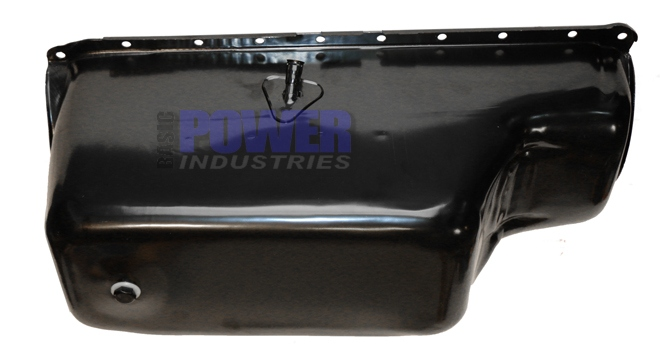 Oil Pan for GM 454 7.4 502 8.2 Generation 6 1996 and Newer 845668T
