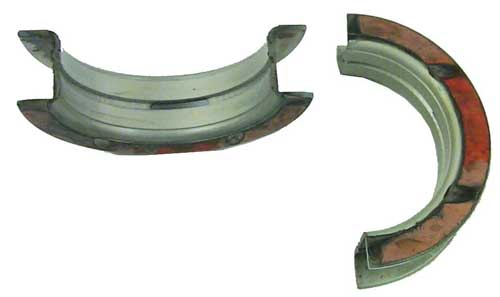 Main Thrust Bearing Standard for Mercruiser 3.7L 224 CID 4 Cyl 23-853849