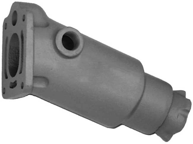 Exhaust Elbow 20 Degree for Chrysler Marine 318 340 360 replaces 3527794