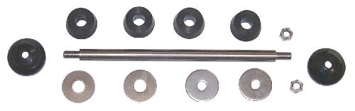 Anchor Pin Kit for Front Mercruiser MR Alpha One Trim 17-14873A1