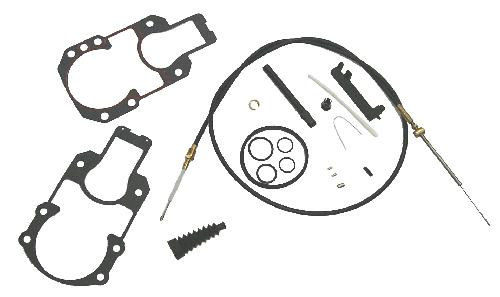 Shift Cable Kit for Mercruiser Alpha 1 and Gen II R MR Drive 865436A03