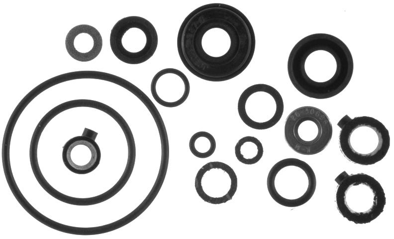 Lower Unit Seal Kit for Mercury Mariner 4 4.5 7.5 9.8 HP 26-77066A1