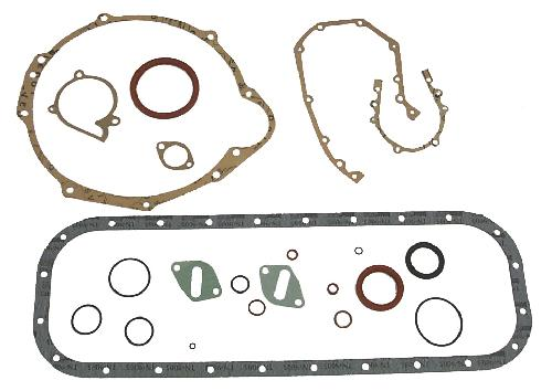 Gasket Set Lower for Volvo Penta AQ Series Inline 6 Cylinder 876306