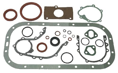 Gasket Set Lower for Volvo Penta AQ Series 4 Cylinder OHC 876433