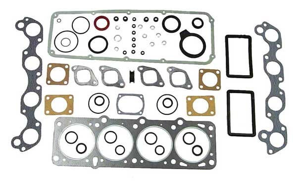 Gasket Head Set for Volvo 4 Cylinder AQ Series OHC Engines 876300