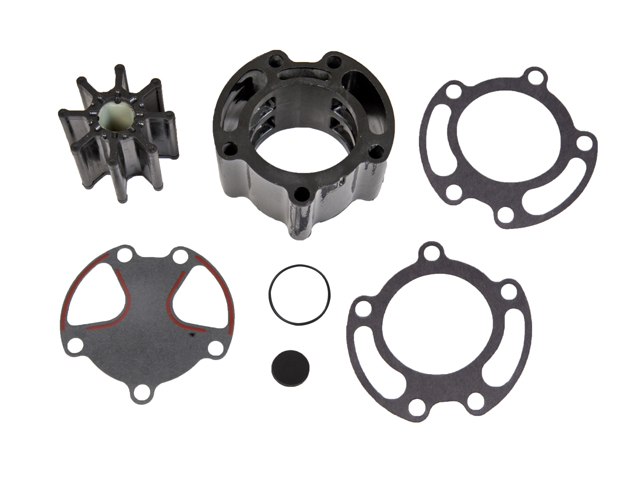 Raw Water Pump Repair Kit for Mercruiser 2 Piece Housing 47-72774A89