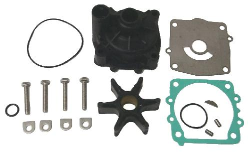 Water Pump Kit for Yamaha 150 175 200 HP V6 Early 6G5-W0078-A1-00