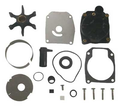 Water Pump Kit Johnson Evinrude Outboard 40-70 HP 432955 436957