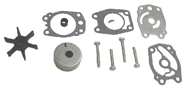 Water Pump Kit for Yamaha C40 Mariner K40 1991-1998 6F5-W0078-A0-00 46-99981T