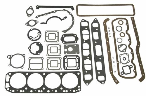 Gasket Set Overhaul for OMC 153 CID 2.5L 110 120 HP 1965-1986 Sierra 18-4373