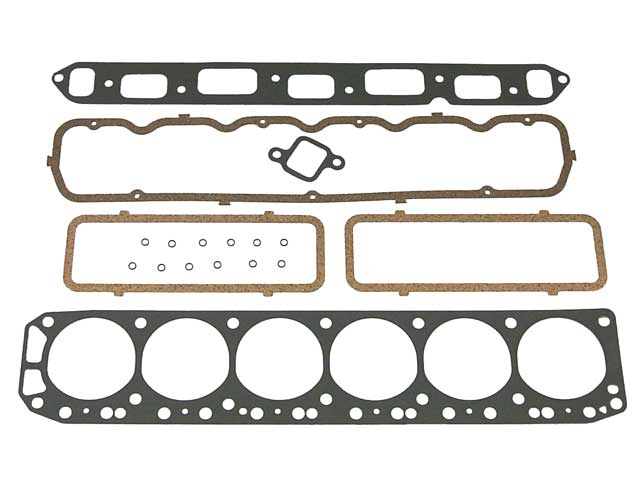 Gasket Set Head for Mercruiser OMC Inline 6 Cyl 250 165 HP replaces 27-47453A1