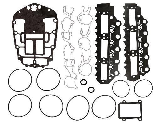 Gasket Set Powerhead for Johnson Evinrude V6 150HP 175HP 437155