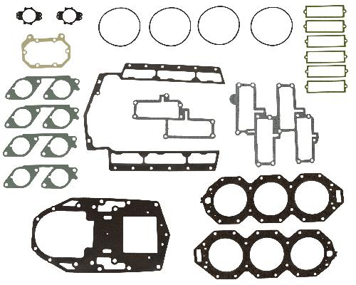 Gasket Set Powerhead for FICHT V6 200 225 250 3.3L