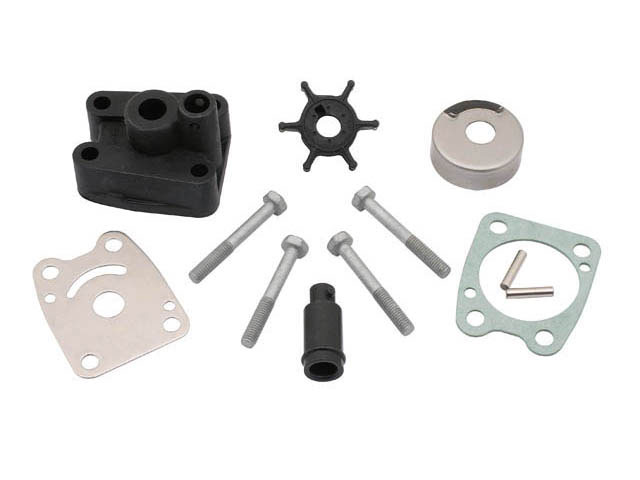 Water Pump Kit Complete for Yamaha F4 1999-up 68D-WG078-00-00