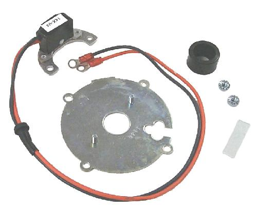 Electronic Conversion Kit for Delco GM 4 Cylinder 120 2.5L 140 3.0L 224 3.7L
