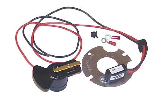 Electronic Ignition Conversion Kit Marine for Prestolite V8 Clip Down Cap