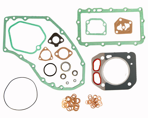 Gasket Set Powerhead for Yanmar 1GM10 9 HP 1983-2009 18-55501