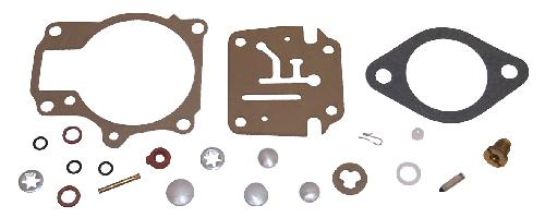 Carburetor Kit for Johnson Evinrude 2 3 Cylinder 25-75 HP 396701