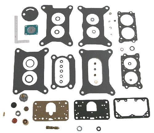 Carburetor Kit for 3.0L OMC Volvo 3.0L Holley 2 BBL 987485 3854116