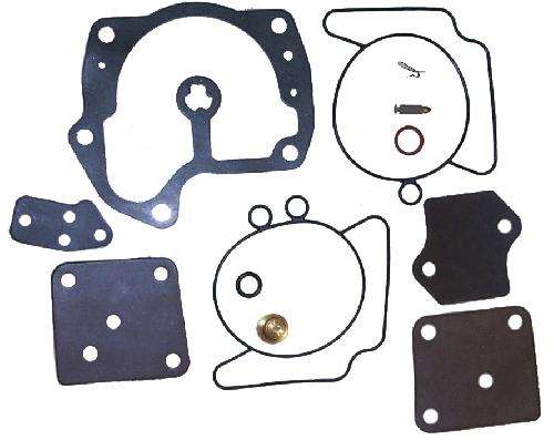 Carburetor Kit for Johnson Evinrude V6 1993-2001 437327 439078