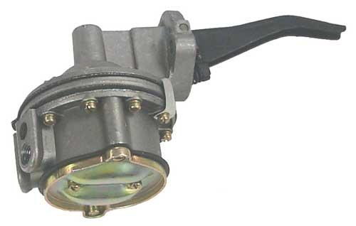 Fuel Pump Marine for Mercruiser Ford V8 302 351 Flange ID 41414