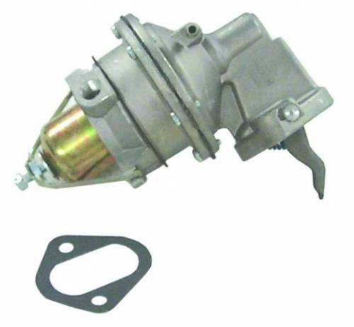 Fuel Pump Carter for Inline 4 Cylinder 3.0 and 3.7 Mercruiser 861676A1