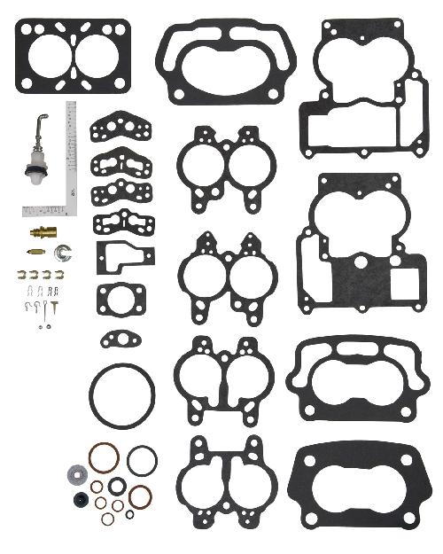 Carburetor Kit for Mercruiser OMC Crusader Rochester 2 BBL 823427A1 982384