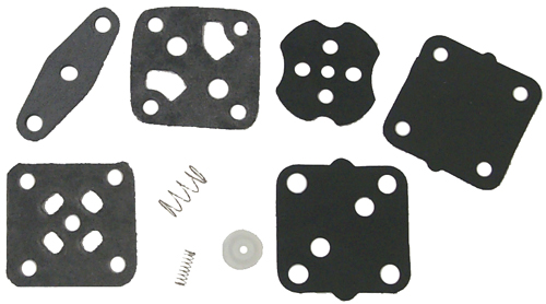 Fuel Pump Kits and Filters for Johnson Evinrude Outboards