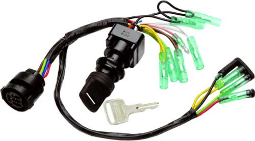 switch ignition for yamaha outboard dash mount 2 4 stroke ... yamaha outboard key switch wiring diagram