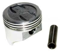 Piston Dish Top for GM 4.3L 262 CID V6