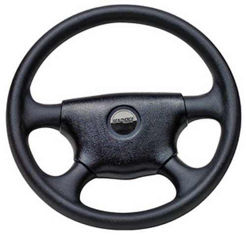 Four Spoke Steering Wheel, Seachoice 50-28510
