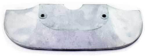 Anode Zinc for Mercruiser Alpha One Gen 2 Ventilation Plate 821629