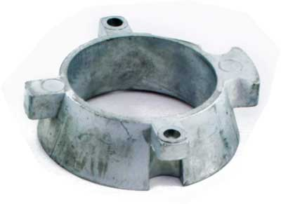 Anode Zinc for Mercruiser Alpha One Gen 2 Bearing Carrier 806105